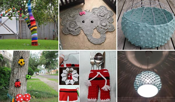The Cutest Crochet Projects