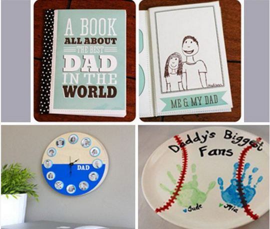 Amazing DIY Father's Day Gift Ideas