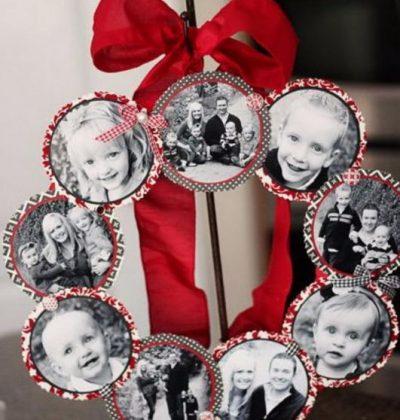 Amazing Christmas Card Display Ideas