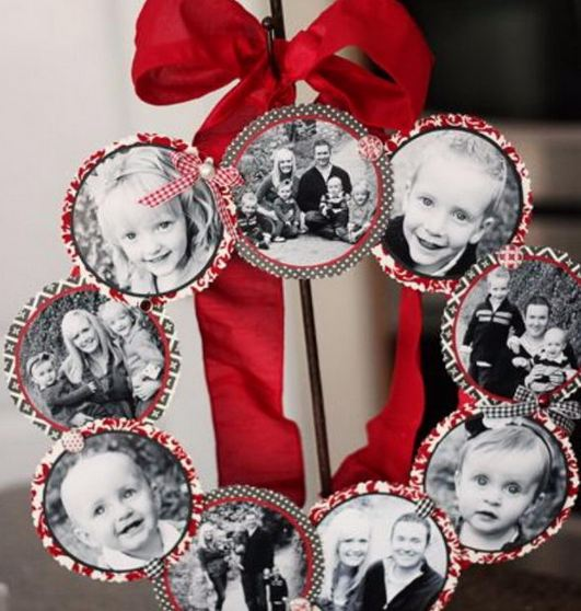 Amazing Christmas Card Display Ideas