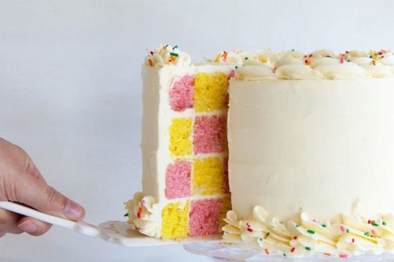 Awesome Checkerboard Cakes