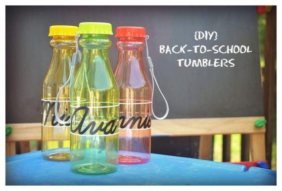 Cool DIY  Water Bottles