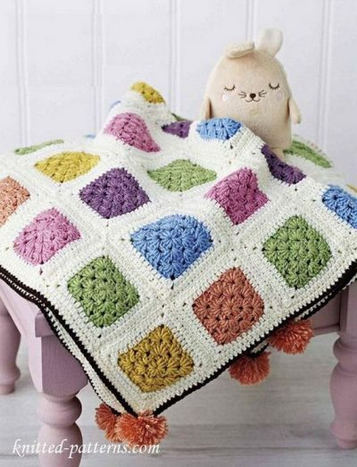 Easy and Cool Crochet Blankets