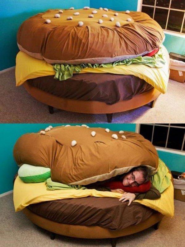 amazing pillow ideas Diy Pillow Bed