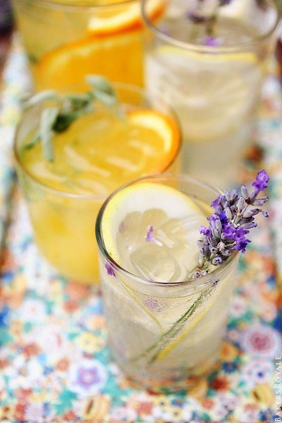 Delicious lavender food recipes for Delicious drink recipes with vodka