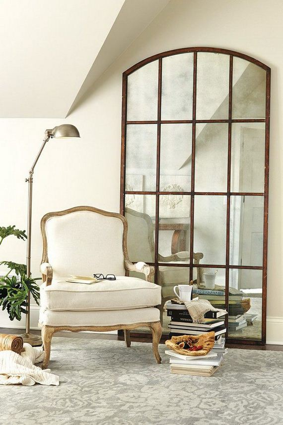 Amazing Interior Designs With Mirrors