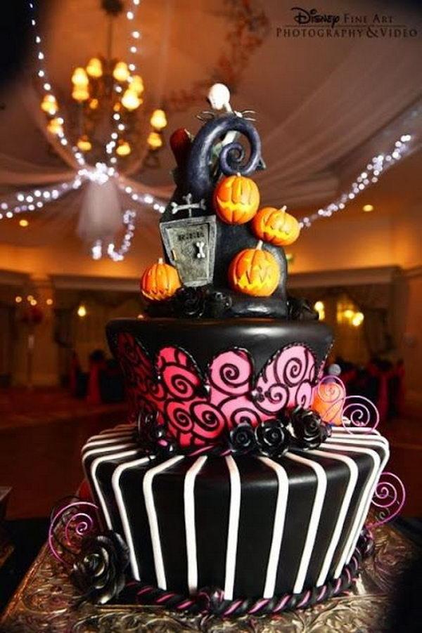 Amazing halloween wedding ideas 7 cool halloween wedding ideas junglespirit Choice Image