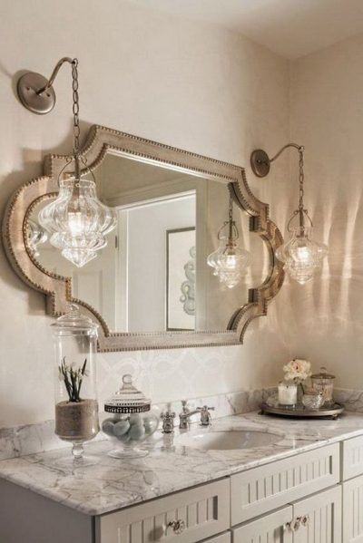 Amazing Interior Designs with Mirrors