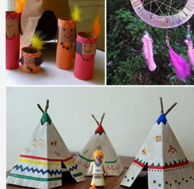 Amazing Native American Crafts For Kids