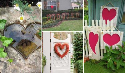Amazing Outdoor Decorating Ideas for Valentines Day