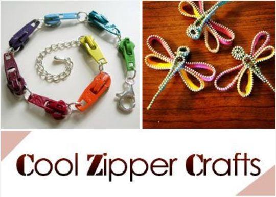 Amazing Zipper Crafts
