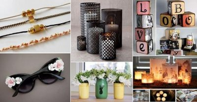 Cheap and Awesome DIY Gift Ideas