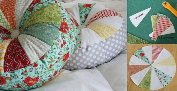 Cool DIY Sprocket Pillows Tutorial