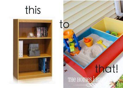 Amazing DIY Sand Box