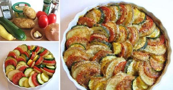 DIY Veggie Spiral