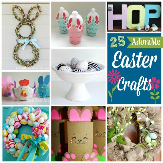 Amazing and Easy Easter Crafts