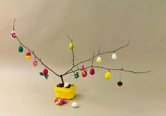 Amazing DIY Easter Trees