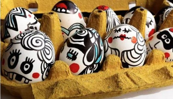 Amazing DIY Easter Egg Decorating Ideas
