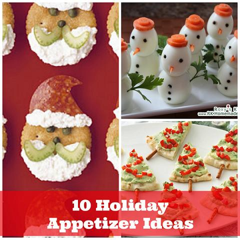 Awesome Holiday Appetizer Ideas