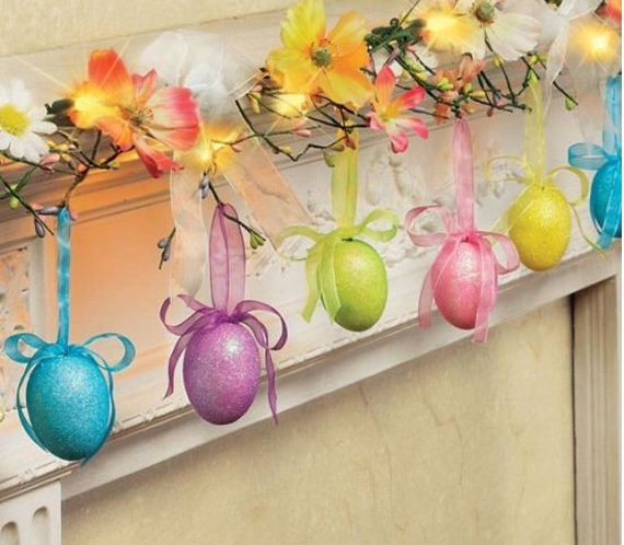 Awesome DIY Easter Decorations For Home