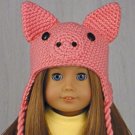 Amazing Crocheted Doll Clothing Patterns