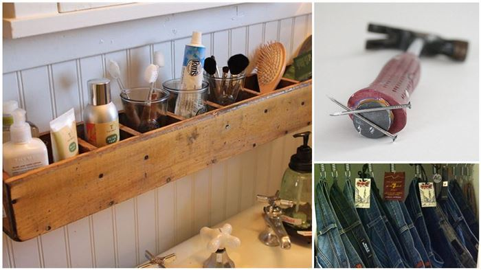 Cool DIY Hacks For A Better Home