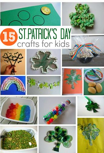 Amazing St. Patrick's Day Crafts For Kids