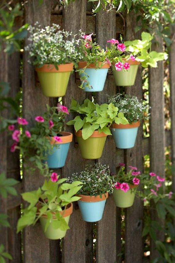 Awesome DIY Garden Decoration Ideas