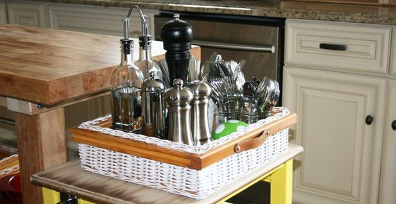 The Best DIY Kitchen Organization Ideas
