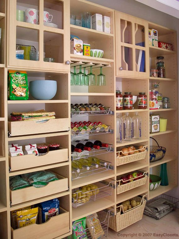 Pantry Organization and Storage Tips