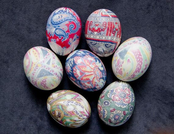 Awesome Ways to Decorate Easter Eggs