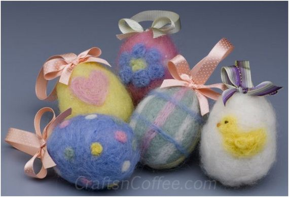 Amazing Fake Easter Eggs