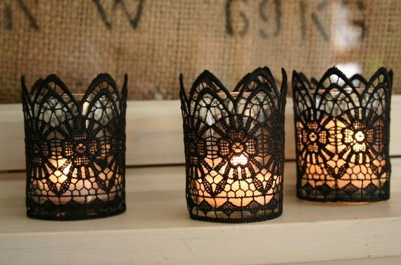 Amazing Romantic DIY Candle Holders