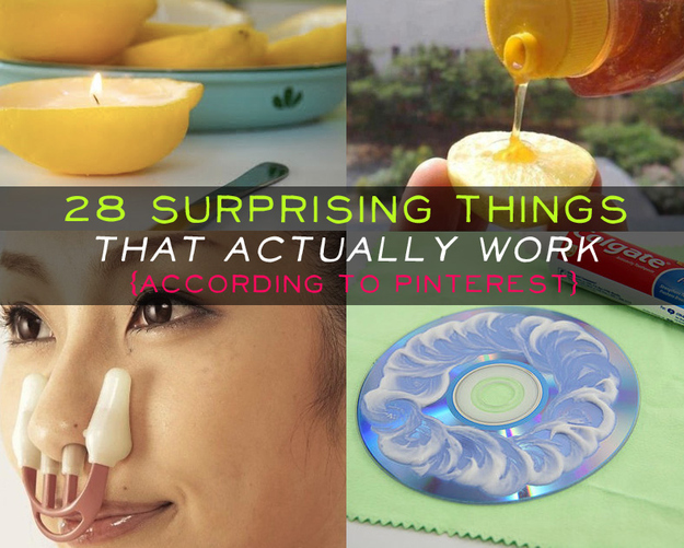 Awesome Life Hacks That Actually Work