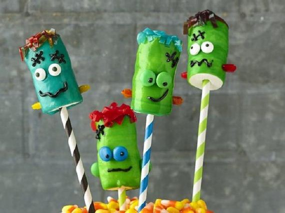 Cool Treat Recipes for Halloween Party