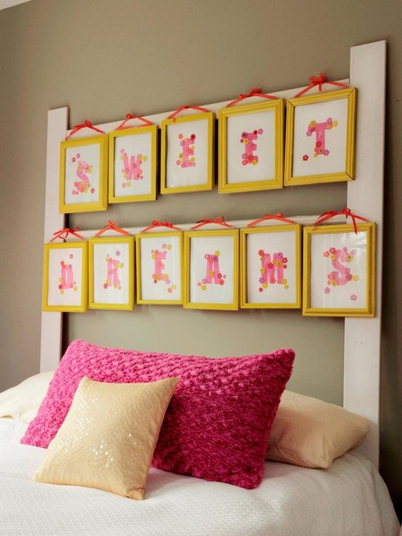 Amazing Ideas For Creating Your Own Headboard