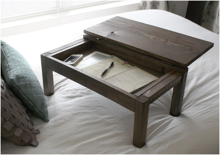 Amazing Diy Lap Desks