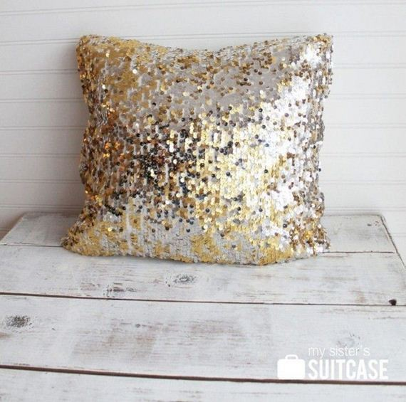 Diy Decorative Bed Pillows : Awesome DIY Pillows