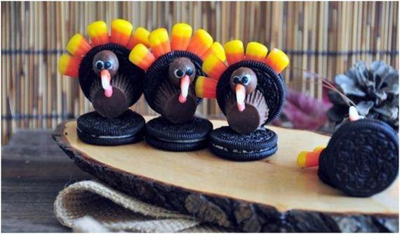 Amazing DIY Thanksgiving Turkey Treats