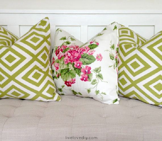 Awesome DIY Pillows