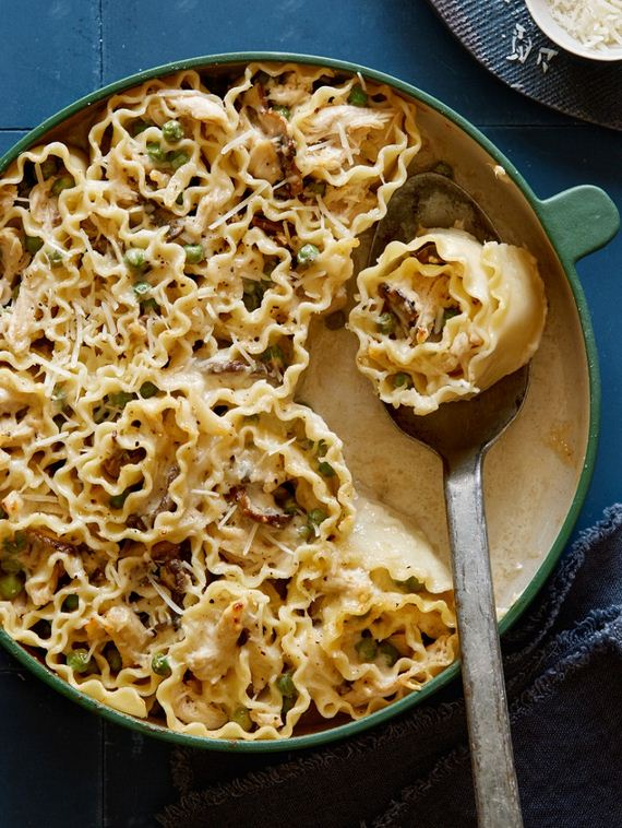 Amazing Meals for Alfredo Sauce Fans