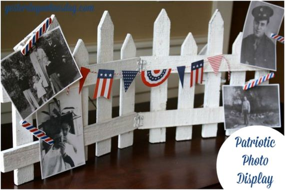 Awesome DIY Memorial Day Patriotic Decor