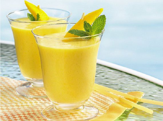 Awesome Fruity Summer Drinks