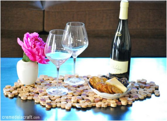 Amazing DIY Wine Corks Crafts