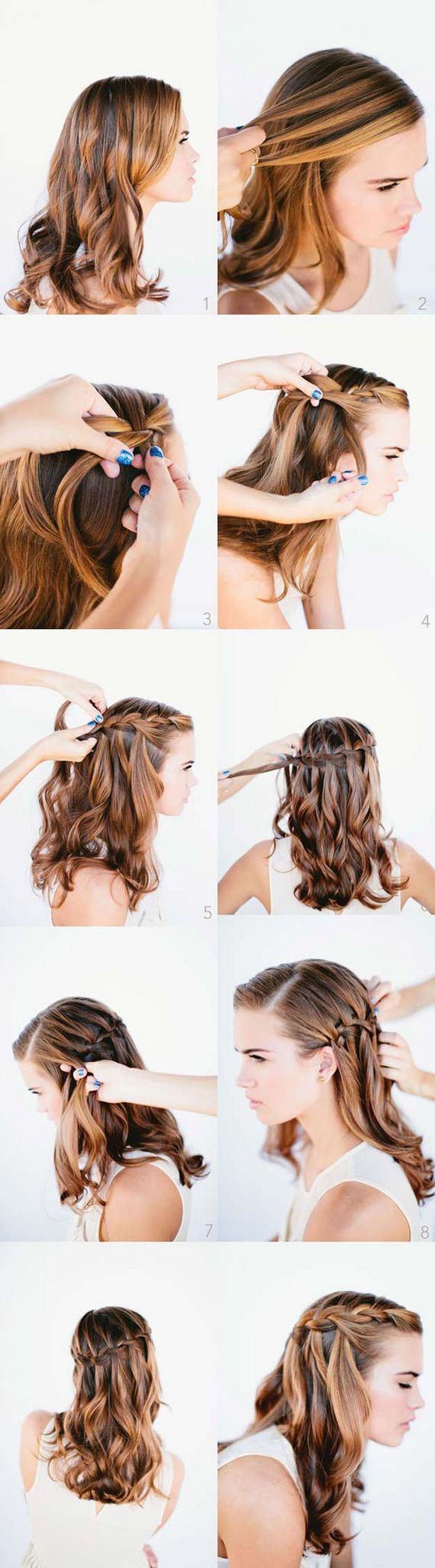 The Best Cute Hair Braiding Tutorials