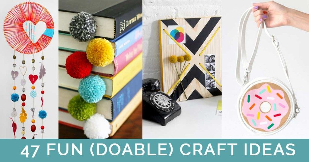 Amazing Pinterest Crafts That Aren't Impossible
