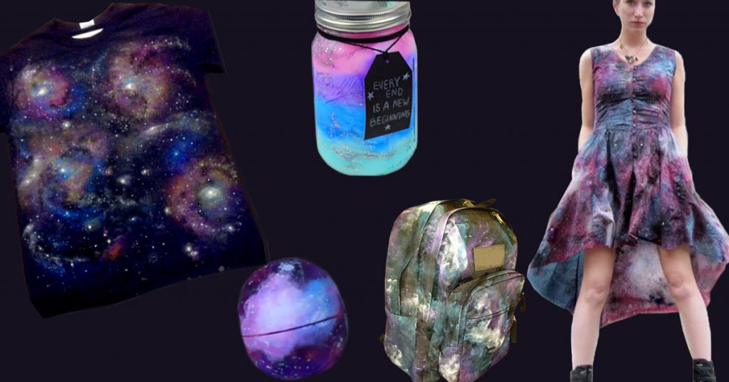 Creative DIY Galaxy Ideas