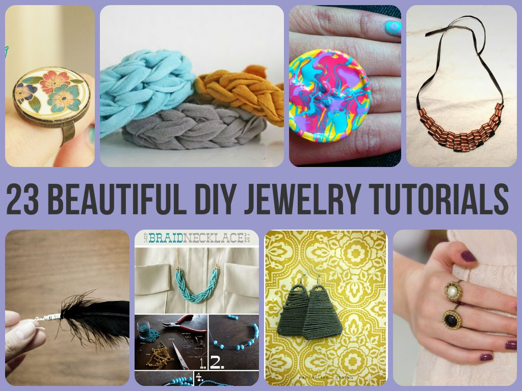 DIY Jewelry Tutorials