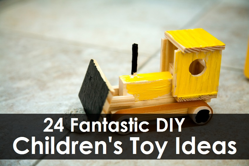 DIY Children's Toys