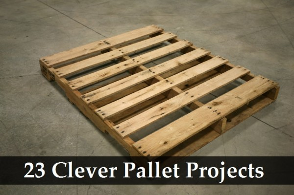Amazing Pallet Projects